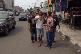 Polisi bekuk preman yang memalak pedagang di Cirebon