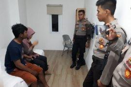 Polda Malut amankan tujuh pasangan bukan suami istri