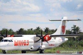 Dampak COVID - 19, Wings Air hentikan sementara penerbangan Pontianak - Kuching