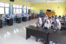 Pelaksana UNBK 2020 di Malut capai 97 persen