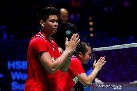 Bulu tangkis - Partai final Thailand Open 2021 berlangsung Minggu (17/1)