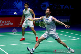 Minions harus puas posisi runner-up ganda putra All England 2020