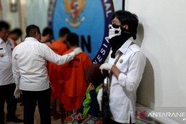 BNNP Jambi tangkap sindikat sabu-sabu asal Medan