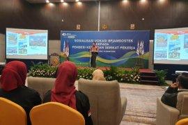 Pelatihan Vokasi BPJAMSOSTEK akan hadir di tiap Kabupaten Kota