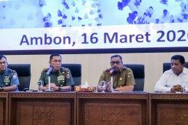 Gubernur Maluku larang ASN keluar daerah antisipasi virus Covid - 19