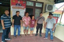 Pelaku pencurian kios dan sepeda motor diamankan Polisi Binjai Utara