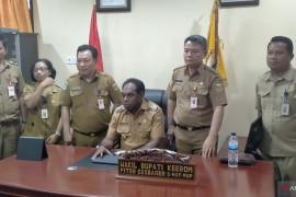 Pemkab Keerom terus koordinasi dengan Pemprov Papua terkait pencegahan COVID-19