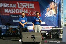 Ratusan masyarakat hadiri Pekan QRIS Nasional 2020 Bank Indonesia