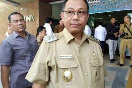 Plt Wali Kota Medan Akhyar berinisiatif periksa  kesehatan