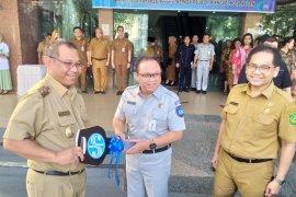 Jasa Raharja beri bantuan ambulance ke RSUD Pirngadi Medan