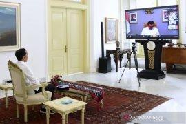 Presiden minta rehabilitasi-rekonstruksi di NTB segera diselesaikan