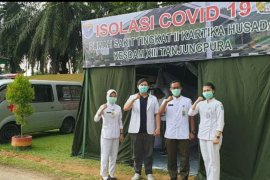 Kodam XII/Tpr dirikan Posko Siaga COVID-19