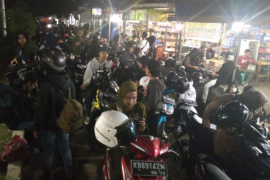Libur Covid-19, ratusan mahasiswa Kayong Utara pilih mudik