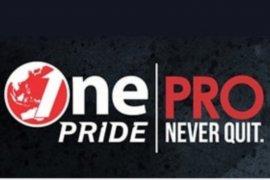 Laga One Pride periode Maret-April ditunda