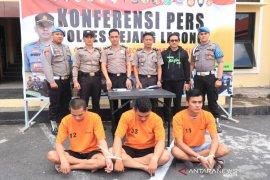Polsek Sindang Kelingi amankan pelaku penyalahgunaan narkoba