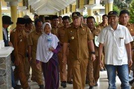 Pemkab Aceh Tengah bentuk gugus tugas pencegahan covid-19