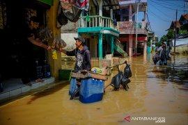 Banjir landa Kabupaten Bandung, 101.644 warga terdampak