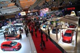 Dampak corona, industri otomotif hanya berharap pada kalangan  atas