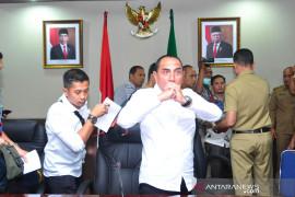 Antisipasi COVID-19, Gubernur Sumut tutup tempat hiburan malam