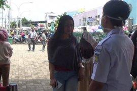 PT KAI sosialisasikan kebersihan lingkungan stasiun  cegah penyebaran corona