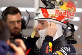 Verstappen dan Norris berlimba di balapan virtual