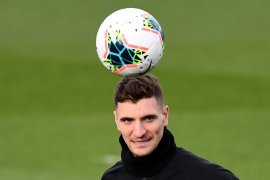 Bek asal Belgia, Thomas Meunier akan tinggalkan PSG pindah ke Dortmund