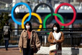 IOC tidak mau jika Olimpiade Tokyo digelar tanpa penonton