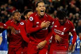 Liverpool tempati posisi teratas daftar skuat termahal di Eropa