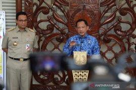 Mendagri apresiasi langkah Gubernur DKI Jakarta Anies Baswedan cegah COVID-19