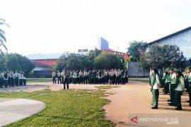 Direktur Polbangtan Medan imbau civitas akademika waspada Covid-19