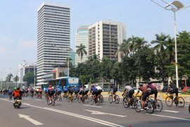 Bersepeda sebagai alat transportasi pilihan tangkal sebaran COVID-19