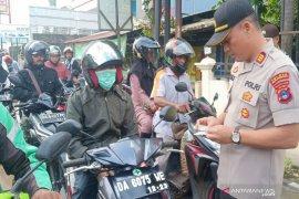 Polisi Banjarbaru tingkatkan razia menekan laka lantas dan curanmor