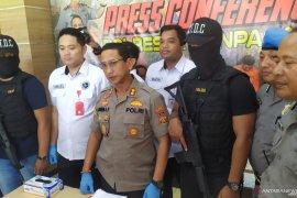 Polisi tangkap residivis pengedar sabu-ekstasi di Bali