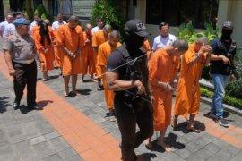 Polresta Denpasar tangkap bandar narkoba