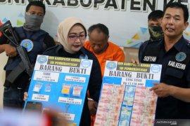 Ungkap peredaran narkoba BNN Kediri