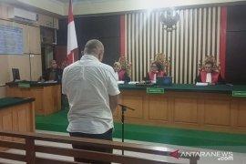Rugikan negara Rp11,7 miliar, M Thahir Rahman dihukum 5 tahun penjara