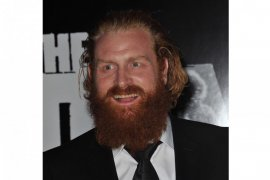 "Aktor ""Game of Thrones"" Kristofer Hivju positif corona"