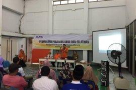 PT Pos Indonesia Cabang Aceh salurkan dana kemitraan Rp1,2 miliar