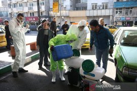 Total kematian COVID-19 Iran mencapai  4.585