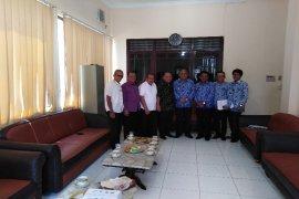 Wali Kota Tebing Tinggi terima audensi pengurus Pramuka Kwardasu