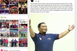 Persik tunjuk jurnalis Kediri sebagai MO