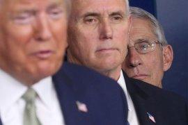 Presiden Trump peringatkan warganya tentang masa sulit dua minggu ke depan