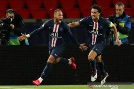 """Jelang """"lockdown"""" di Prancis, Neymar dan Thiago Silva pulang ke Brasil"""