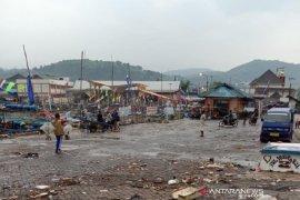 Banjir di Dermaga PPN Palabuhanratu akibat pendangkalan sungai