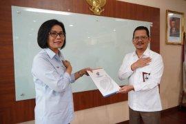 Menteri BUMN ganti Direktur Keuangan Perum Peruri