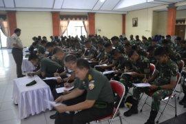 Pusbintal TNI data kondisi mental prajurit di Bali