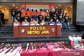 Ombudsman sebut senjata api ilegal memicu kejahatan lain
