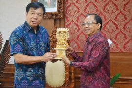 Konjen China janji akan terus promosikan Bali ke Tiongkok