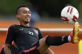 Borneo FC perpanjang kontrak pemain senior Sutan Samma dua musim