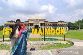 Antisipasi penyebaran Corona, Istana Maimoon ditutup